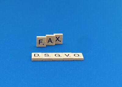 Fax verletzt DSGVO