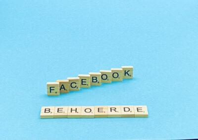 Facebook Behördenseiten